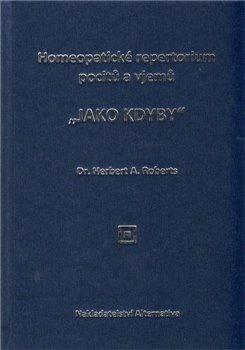 Obálka titulu Homeopatické repertorium pocitů a vjemů