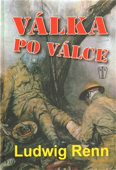 Obálka titulu Válka po válce