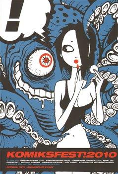 Obálka titulu KomiksFest! 2010 + DVD