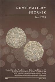Numismatický sborník 24/2009