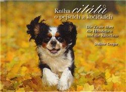 Obálka titulu Kniha citátů o pejscích a kočičkách