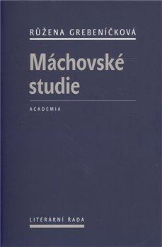 Obálka titulu Máchovské studie