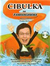 Obálka knihy Cibulka na Tobogánu + CD