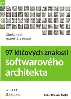 Obálka titulu 97 klíčových znalostí softwarového architekta