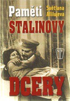 Obálka titulu Paměti Stalinovy dcery