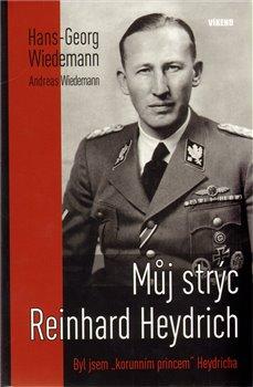 Obálka titulu Můj strýc Reinhard Heydrich