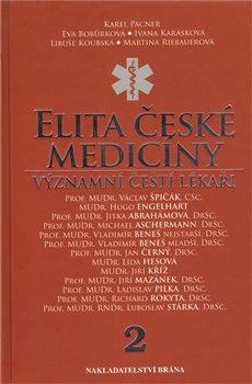 Obálka titulu Elita české medicíny