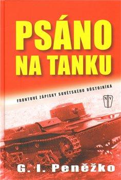 Obálka titulu Psáno na tanku