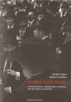 Obálka titulu Rabíni naší doby