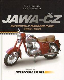 Obálka titulu Jawa - ČZ