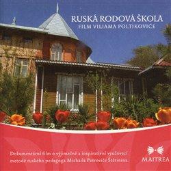 Obálka titulu Ruská rodová škola
