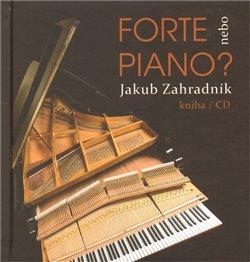 Obálka titulu Forte nebo piano