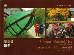 Obálka titulu Šumava - Bavorský les