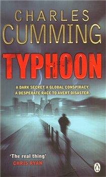 Obálka titulu Typhoon