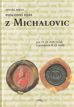 Obálka titulu Poslední páni z Michalovic