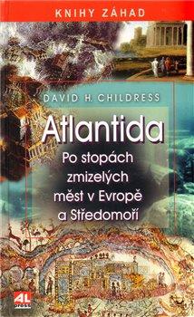 Obálka titulu Atlantida