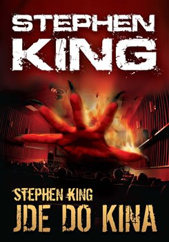 Obálka titulu Stephen King jde do kina