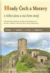 Obálka knihy Hrady Čech a Moravy
