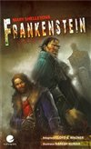 Obálka knihy Frankenstein