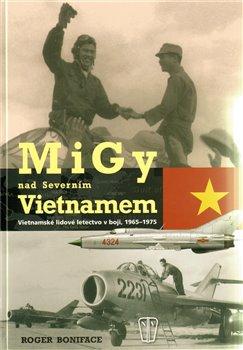 Obálka titulu MiGy nad severním Vietnamem