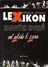 Obálka knihy Lexikon bojových sportů od aikida k zenu
