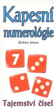 Obálka titulu Kapesní numerologie