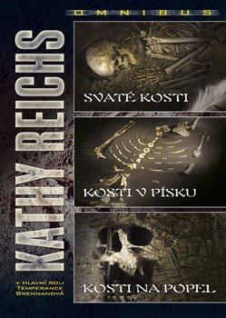 Obálka titulu Svaté kosti, Kosti v písku, Kosti na popel