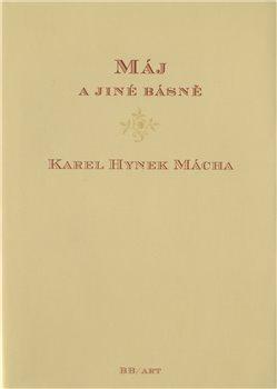 Obálka titulu Máj a jiné básně