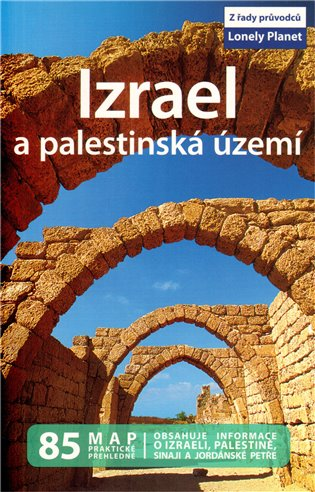 Izrael a palestinská území - Lonely Planet