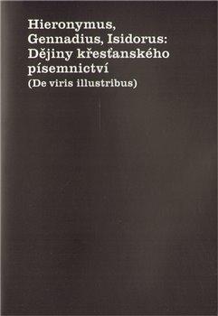 Obálka titulu Dějiny křesťanského písemnictví