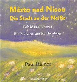 Obálka titulu Město nad Nisou/Die Stadt an der Neisse