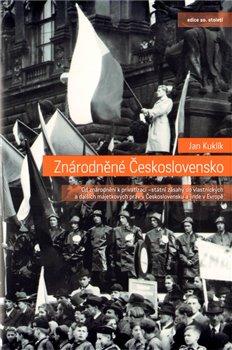 Obálka titulu Znárodněné Československo