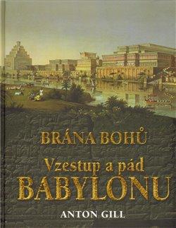 Obálka titulu Vzestup a pád Babylonu