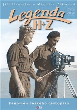 Obálka titulu Legenda H + Z