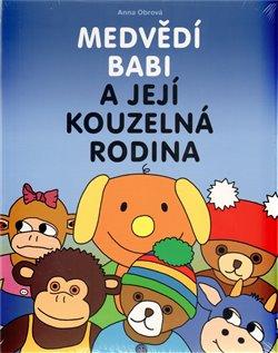 Obálka titulu Medvědí Babi a její kouzelná rodina