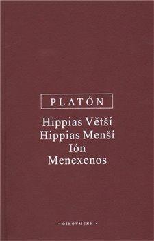 Obálka titulu Hippias Větší, Hippias Menší, Ión, Menexenos
