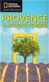 Provence a Azurové pobřeží (Velký průvodce National Geographic) - obálka