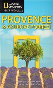 Obálka titulu Provence a Azurové pobřeží
