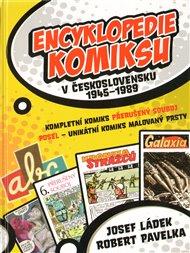 Encyklopedie komiksu v Československu 1945–1989