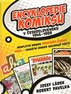 Obálka knihy Encyklopedie komiksu v Československu 1945–1989