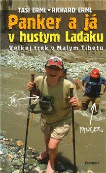 Obálka titulu Panker a já v hustym Ladaku