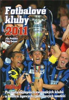 Obálka titulu Fotbalové kluby 2011