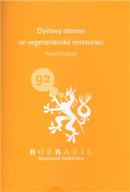 Dýňový démon ve vegetariánské restauraci