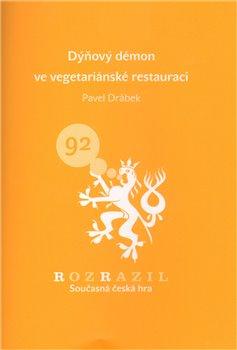 Obálka titulu Dýňový démon ve vegetariánské restauraci