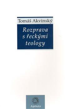 Obálka titulu Rozprava s řeckými teology