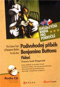 Obálka titulu Podivuhodný příběh Benjamina Buttona / The Curious Case of Benjamin Button