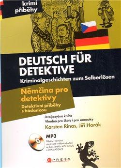 Obálka titulu Němčina pro detektivy / Deutsch für Detektive