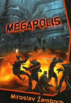 Obálka titulu Megapolis