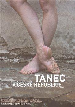 Obálka titulu Tanec v České republice + CD