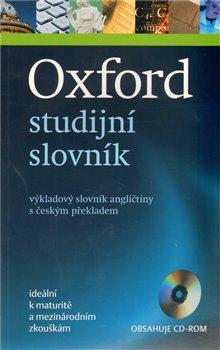 Obálka titulu Oxford Studijní slovník + CD-ROM - česká edice